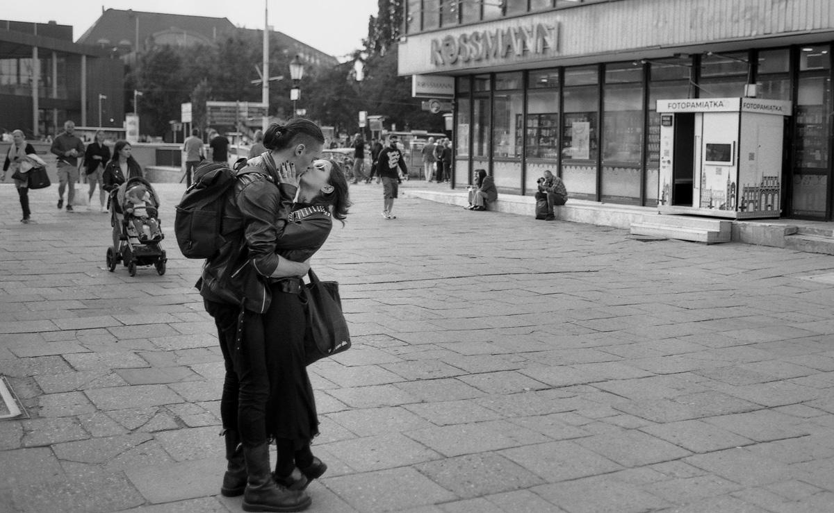 street photography Poland