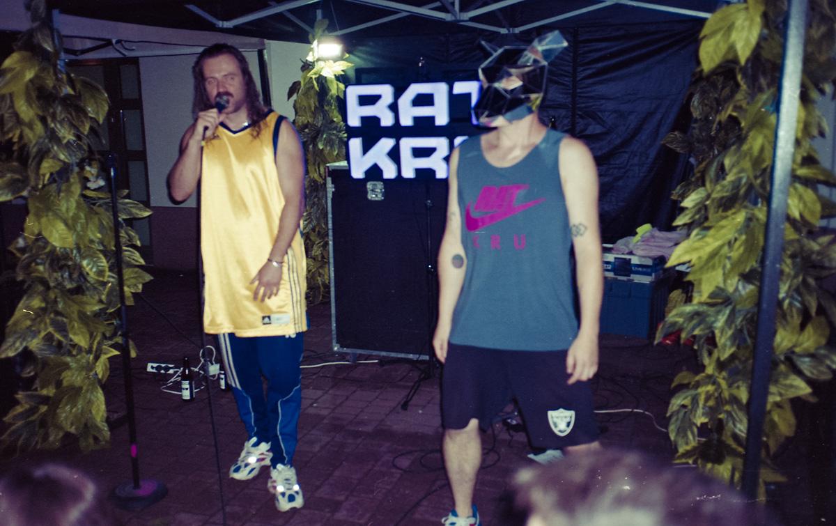 Rat Kru band